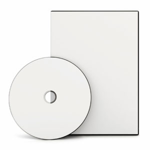 blank dvd cover